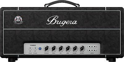 Bugera 1960 Classic 150 Watt High Gain Guitar Amplifier Head Factory Sealed NIB on Rummage