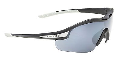 Swiss Eye Sportbrille *NOVENA* Black Matt/Grey