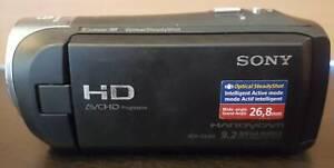 Sony HDR-CX405 Video Camera Merrylands Parramatta Area Preview
