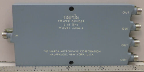 Narda 4456-4 Power Divider