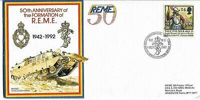 GB 1992 50th Anniversary of the Formation of R.E.M.E