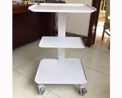 Dental Equipment Mobile Steel Cart Portable Assemable New