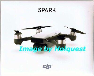 DJI Stimulate Quadcopter Drone Alpine White New Sealed