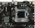 MSI Gaming H110M Pro-D Moederbord Socket Intel 1151 Vormf..