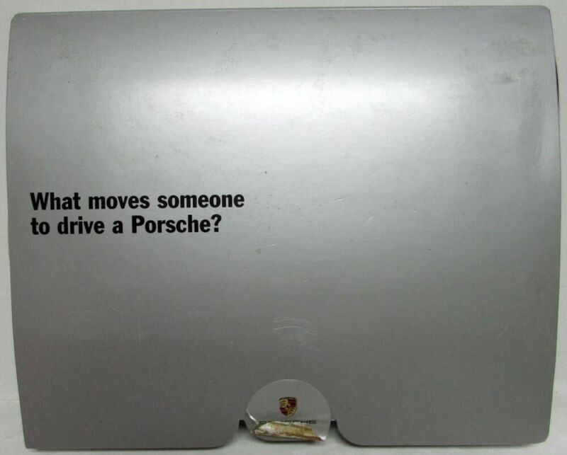 2002 Porsche Boxster Press Kit