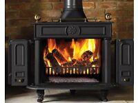 Stovax Regency Wood / Multifuel Burner