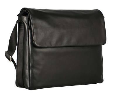 Long Island 15 (Leonhard Heyden Long Island L black schwarz Neu 249,-€ Tasche Leder 15