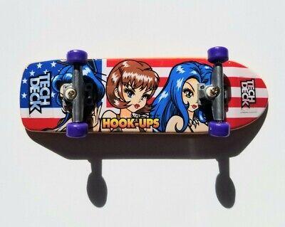Vintage Hook-Ups American Girls Tech Deck Cruiser Skateboard Finger Board Klein