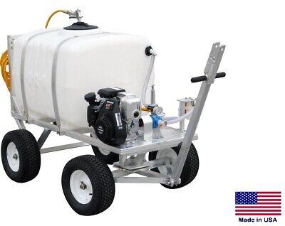 Sprayer Commercial - Trailer Mounted - 7 Gpm - 150 Psi - 200 Gallon Tank