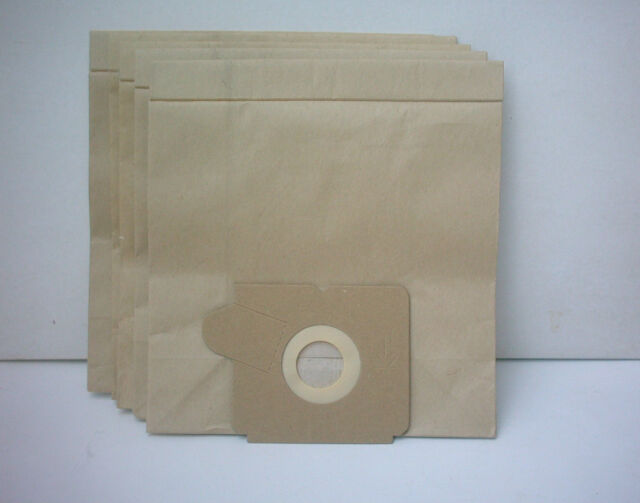 VACUUM BAGS X 5 To Fit Electrolux Powerplus Power Max ZCE 2000 E53
