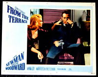 MOVIE POSTER: From the Terrace 1960 Paul Newman