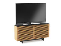 Premier Tv Unit - BDI Corridor 8175 Corner TV Stand in Oak