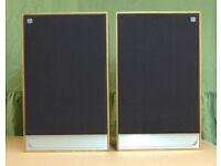Vintage Mordaunt Short Pageant 2 Audiophile speakers