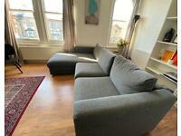 VIMLE IKEA sofa, 3-seat with chaise longue corner