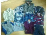 Boys deluxe clothes bundle 3-5 yrs