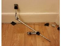 Stagg Cymbal Arm & Clamp - Excellent Condition
