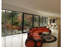 STUNNING CONTEMPORARY 4 BED ECO HOME IN LINCOLNSHIRE
