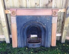 2 x fire places for sale