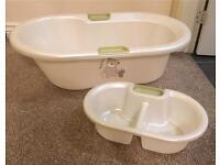 Baby Bath & Top & Tail Bowl