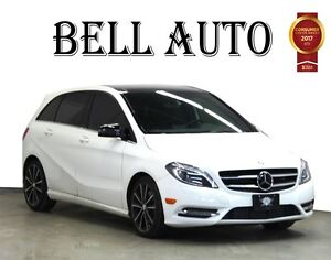 2013 Mercedes-Benz B-Class SPORTS LEATHER PANORAMIC ROOF
