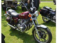 Suzuki GS550L 1980 US Import