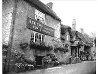 Chef for beautiful Northamptonshire country pub.