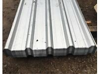 NEW ~ GALVANISED BOX PROFILE ROOF SHEETS ~ CLADDING/SHEDS/STABLES ETC