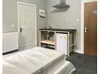 BRAND NEW STUDIO AVAILABLE NOW GREGORY BOULEVARD NOTTINGHAM DSS HOUSING BENEFIT