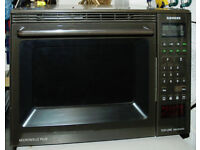Siemens Integrated Combination Microwave Oven & Grill