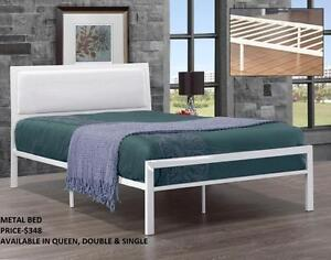 METAL BEDS ON SALE : GRAND SALE- UP TO50% OFF (AD 548)