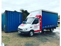 🔴 JAZZ BREED TRANSPORT 🔴van courier delivery driver service pallet light haulage business with man