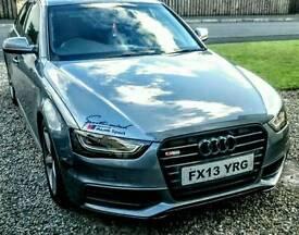 Audi a4 sline black editon styling