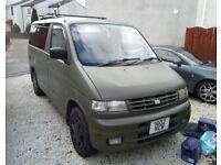 Ford Freda / Mazda Bongo 2.5 td Camper Van.