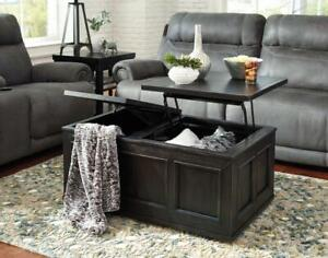 ASHLEY COFFEE TABLE BLOWOUT SALE