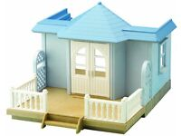 SYLVANIAN FAMILIES Summer House RARE HTF - can post