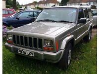 Cheroke Jeep Clasic