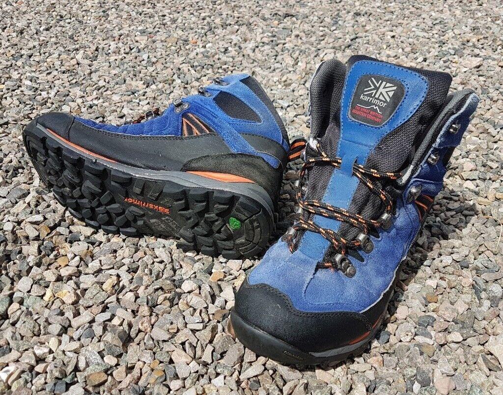 Karrimor Mens Hot Rock Mid Walking Boot