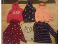 Girl's Clothing Bundle (7-8yrs)