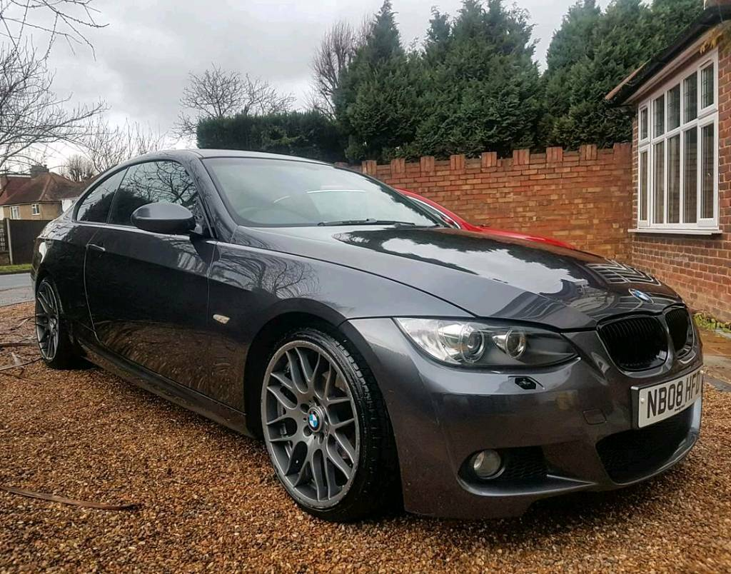 bmw 320i m sport 78k miles 2008 immaculate 320d 325i 318d e92 3 series coupe 330i 318i 335i. Black Bedroom Furniture Sets. Home Design Ideas