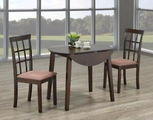 CONDO SIZE DINING SET FOR SALE (ID-229)