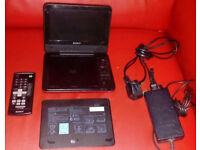 sony portable cd/dvd player (model-DVP-FX720) for sale in liverpool