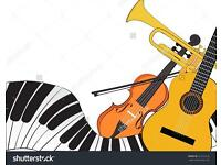 WANTED Teacher -Lisburn -Guitar Piano Trumpet Violin and Singing