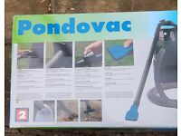 Pond vacuum cleaner - The OASE PondoVac Classic Model 70085-25