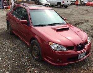 Subaru WRX. Price reduced
