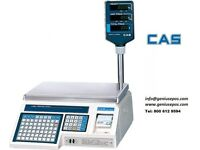 *** CAS LP 1.7 Label/Barcode Printing Scale Brand New ***