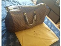 NEW Louis Vuitton weekend/travel bag Unisex