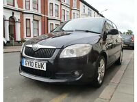 2010 SKODA FABIA 1.9 TDI SPORT | FULL SERVICE HISTORY | ONE OWNER | DIESEL | LOVELY CAR | 2 KEYS
