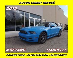 2013 Ford Mustang **Cuir, Navigation, Mags**
