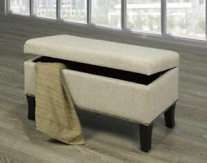 Beige Bench - IF-6240 in Toronto Furniture Sale (BD-1470)