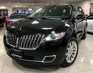 2011 Lincoln MKX LIMITED|FULLY LOADED|REMOTE STARTER|NO ACCIDENT